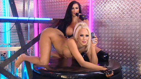 TelephoneModels.com 28 09 2013 02 16 47 480x270 Lucy Summers & Yasmine James   Playboy TV Chat   September 28th 2013