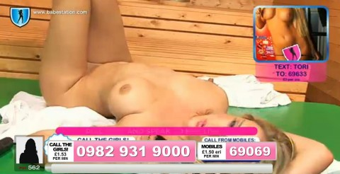 TelephoneModels.com 28 09 2013 02 18 19 480x246 Brookie Little   Babestation TV   September 28th 2013