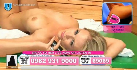 TelephoneModels.com 28 09 2013 02 18 33 480x246 Brookie Little   Babestation TV   September 28th 2013