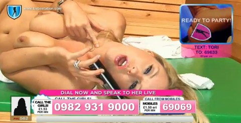 TelephoneModels.com 28 09 2013 02 18 53 480x246 Brookie Little   Babestation TV   September 28th 2013