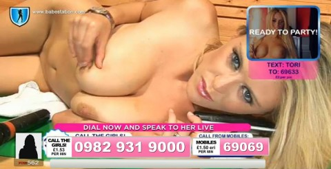 TelephoneModels.com 28 09 2013 02 19 30 480x246 Brookie Little   Babestation TV   September 28th 2013
