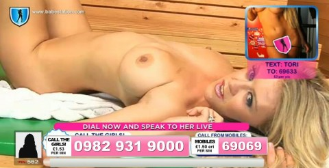 TelephoneModels.com 28 09 2013 02 21 17 480x246 Brookie Little   Babestation TV   September 28th 2013