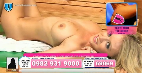 TelephoneModels.com 28 09 2013 02 21 32 480x246 Brookie Little   Babestation TV   September 28th 2013