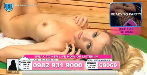 TelephoneModels.com 28 09 2013 02 22 56 480x246 Brookie Little   Babestation TV   September 28th 2013