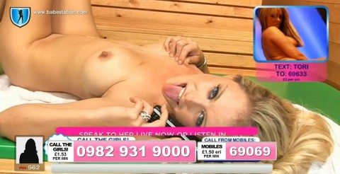 TelephoneModels.com 28 09 2013 02 23 08 480x246 Brookie Little   Babestation TV   September 28th 2013