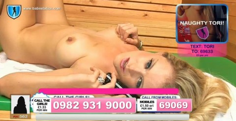 TelephoneModels.com 28 09 2013 02 23 10 480x246 Brookie Little   Babestation TV   September 28th 2013