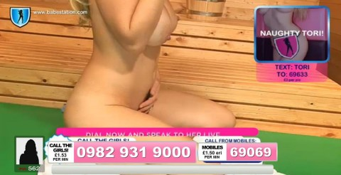 TelephoneModels.com 28 09 2013 02 25 03 480x246 Brookie Little   Babestation TV   September 28th 2013