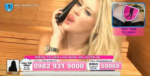 TelephoneModels.com 28 09 2013 02 27 09 480x246 Brookie Little   Babestation TV   September 28th 2013