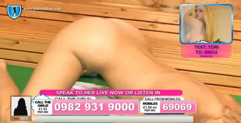 TelephoneModels.com 28 09 2013 02 28 45 480x246 Brookie Little   Babestation TV   September 28th 2013