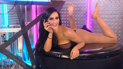 TelephoneModels.com 28 09 2013 03 49 39 480x270 Lucy Summers & Yasmine James   Playboy TV Chat   September 28th 2013