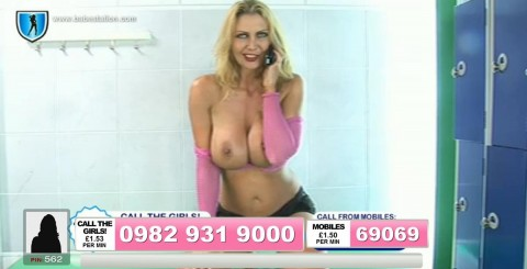 TelephoneModels.com 01 10 2013 22 15 40 480x245 Leigh Darby   Babestation TV   October 2nd 2013