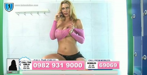 TelephoneModels.com 01 10 2013 22 23 04 480x245 Leigh Darby   Babestation TV   October 2nd 2013