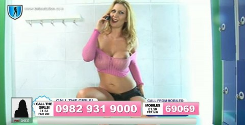TelephoneModels.com 01 10 2013 22 23 15 480x245 Leigh Darby   Babestation TV   October 2nd 2013