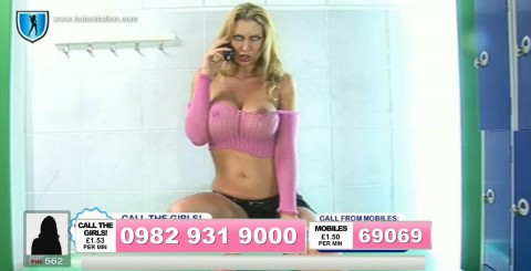 TelephoneModels.com 01 10 2013 22 23 20 480x245 Leigh Darby   Babestation TV   October 2nd 2013