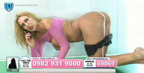 TelephoneModels.com 01 10 2013 22 34 43 480x245 Leigh Darby   Babestation TV   October 2nd 2013