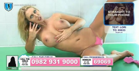 TelephoneModels.com 01 10 2013 22 55 53 480x245 Leigh Darby   Babestation TV   October 2nd 2013