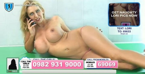 TelephoneModels.com 01 10 2013 22 58 36 480x245 Leigh Darby   Babestation TV   October 2nd 2013