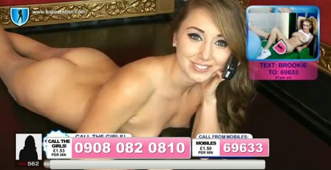 TelephoneModels.com 04 10 2013 01 15 05 480x246 Lexie Rider   Babestation TV   October 4th 2013