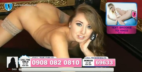 TelephoneModels.com 04 10 2013 01 17 26 480x246 Lexie Rider   Babestation TV   October 4th 2013