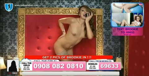 TelephoneModels.com 04 10 2013 01 39 26 480x246 Lexie Rider   Babestation TV   October 4th 2013
