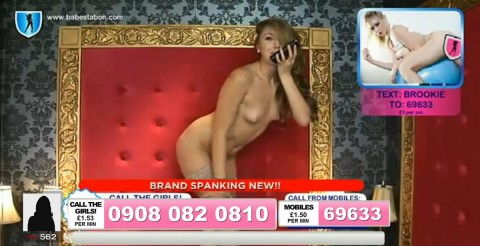 TelephoneModels.com 04 10 2013 01 39 28 480x246 Lexie Rider   Babestation TV   October 4th 2013