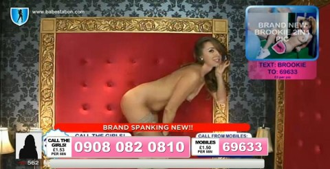 TelephoneModels.com 04 10 2013 01 40 53 480x246 Lexie Rider   Babestation TV   October 4th 2013