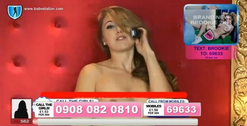 TelephoneModels.com 04 10 2013 01 41 16 480x246 Lexie Rider   Babestation TV   October 4th 2013