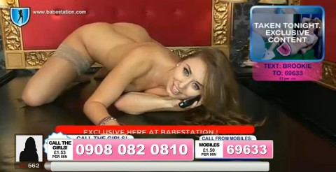 TelephoneModels.com 04 10 2013 01 41 33 480x246 Lexie Rider   Babestation TV   October 4th 2013