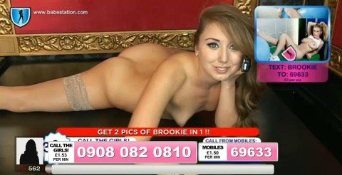 TelephoneModels.com 04 10 2013 01 43 26 480x246 Lexie Rider   Babestation TV   October 4th 2013