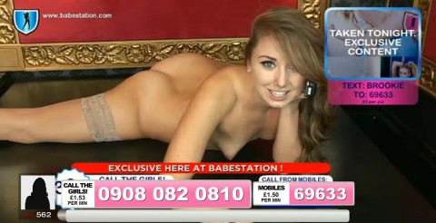 TelephoneModels.com 04 10 2013 01 43 35 480x246 Lexie Rider   Babestation TV   October 4th 2013