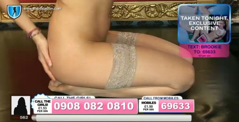 TelephoneModels.com 04 10 2013 01 59 07 480x246 Lexie Rider   Babestation TV   October 4th 2013