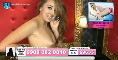 TelephoneModels.com 04 10 2013 02 02 31 480x246 Lexie Rider   Babestation TV   October 4th 2013