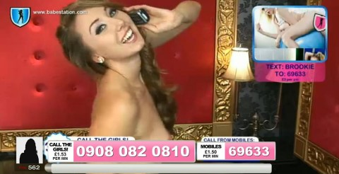 TelephoneModels.com 04 10 2013 02 02 46 480x246 Lexie Rider   Babestation TV   October 4th 2013