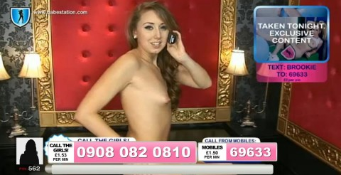 TelephoneModels.com 04 10 2013 02 06 37 480x246 Lexie Rider   Babestation TV   October 4th 2013