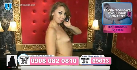 TelephoneModels.com 04 10 2013 02 06 41 480x246 Lexie Rider   Babestation TV   October 4th 2013