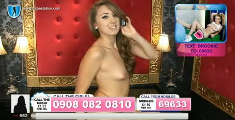 TelephoneModels.com 04 10 2013 02 06 44 480x246 Lexie Rider   Babestation TV   October 4th 2013
