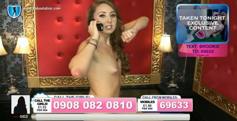 TelephoneModels.com 04 10 2013 02 10 07 480x246 Lexie Rider   Babestation TV   October 4th 2013
