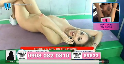 TelephoneModels.com 04 10 2013 03 40 49 480x246 Lexie Rider   Babestation TV   October 4th 2013