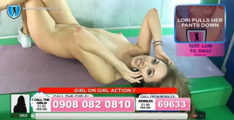 TelephoneModels.com 04 10 2013 03 40 54 480x246 Lexie Rider   Babestation TV   October 4th 2013