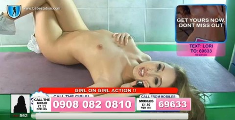 TelephoneModels.com 04 10 2013 03 41 42 480x246 Lexie Rider   Babestation TV   October 4th 2013