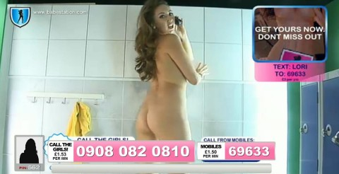 TelephoneModels.com 04 10 2013 03 51 13 480x246 Lexie Rider   Babestation TV   October 4th 2013