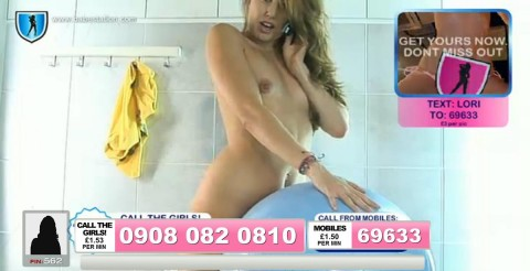 TelephoneModels.com 04 10 2013 03 54 11 480x246 Lexie Rider   Babestation TV   October 4th 2013