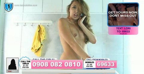 TelephoneModels.com 04 10 2013 03 54 17 480x246 Lexie Rider   Babestation TV   October 4th 2013