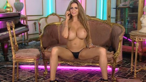 TelephoneModels.com 14 10 2013 01 26 41 480x270 Linsey Dawn McKenzie   Playboy TV Chat   October 14th 2013