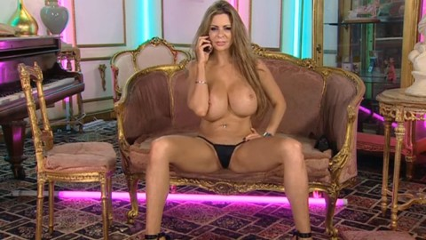 TelephoneModels.com 14 10 2013 01 26 46 480x270 Linsey Dawn McKenzie   Playboy TV Chat   October 14th 2013