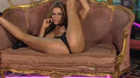 TelephoneModels.com 14 10 2013 02 37 24 480x270 Linsey Dawn McKenzie   Playboy TV Chat   October 14th 2013