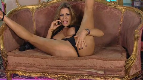 TelephoneModels.com 14 10 2013 02 37 28 480x270 Linsey Dawn McKenzie   Playboy TV Chat   October 14th 2013