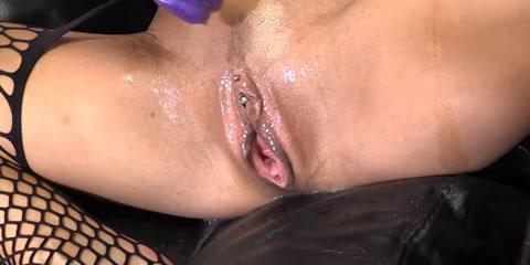 Wild hardcore strap on anal