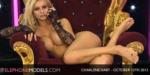 TelephoneModels.com Charlene Hart Playboy TV Chat October 13th 2013 Charlene Hart   Playboy TV Chat   October 13th 2013