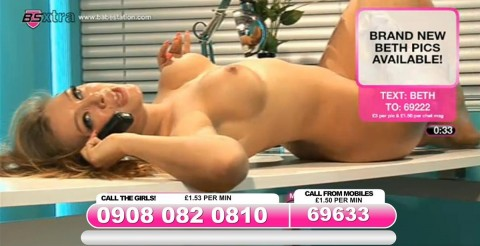 TelephoneModels.com 19 11 2013 01 28 30 480x246 Beth   Babestation TV   November 19th 2013